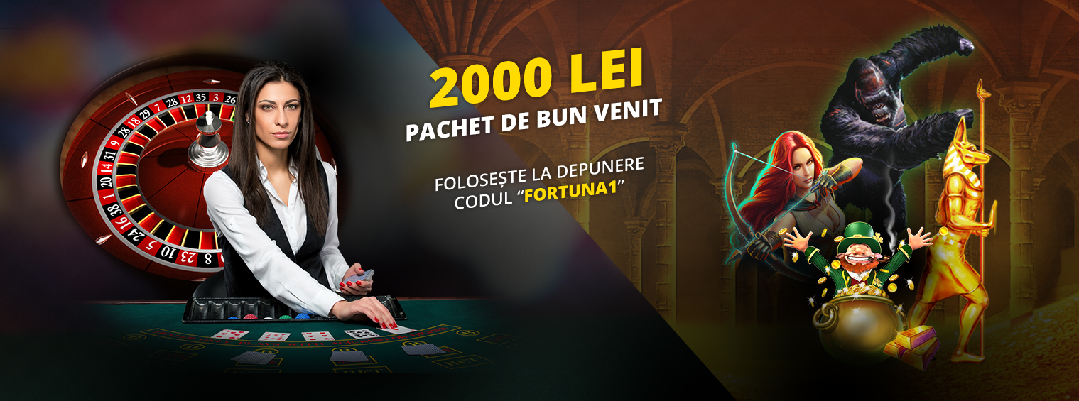 bonus Fortuna casino