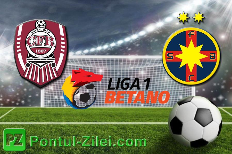 CFR 1907 Cluj - FCSB - Liga 1 Betano  |Fcsb- Cfr Cluj