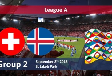 Ponturi Elvetia vs Islanda 8 septembrie 2018 Liga Natiunilor