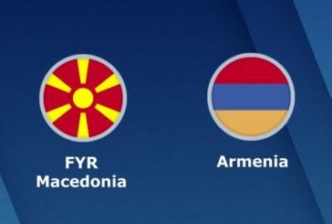 Ponturi Macedonia vs Armenia 9 septembrie 2018 Liga Natiunilor