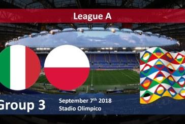 Ponturi Italia vs Polonia 7 septembrie 2018 Liga Natiunilor