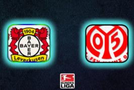 Ponturi Leverkusen vs Mainz 23 septembrie 2018 Bundesliga