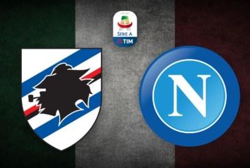Ponturi Sampdoria vs Napoli 2 septembrie 2018 Serie A
