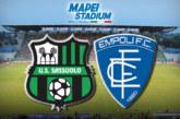 Ponturi Sassuolo vs Empoli 21 septembrie 2018 Serie A