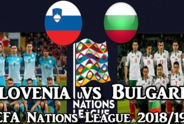 Ponturi Slovenia vs Bulgaria 6 septembrie 2018 Liga Naţiunilor