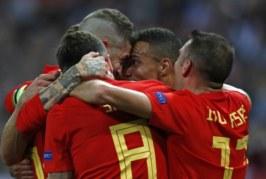 Ponturi Spania vs Croatia 11 septembrie 2018 Liga Natiunilor