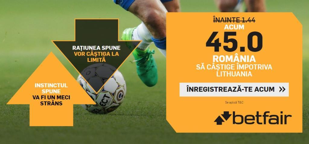 Biletul Zilei fotbal COTA MARE – Miercuri 10 Octombrie – Cota 27.74 – Castig potential 2820 RON