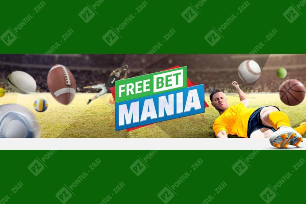 FreeBet Mania Sportingbet
