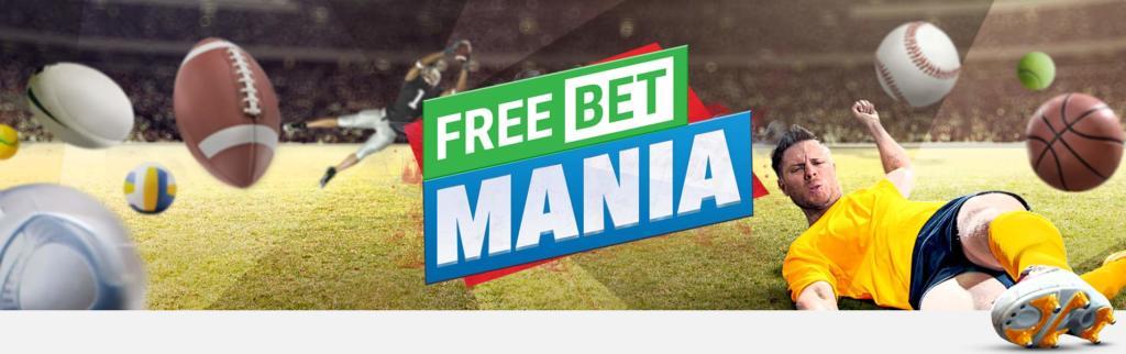 free bet mania la Sportingbet