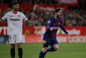 Ponturi pariuri Barcelona vs Sevilla – Spania Primera Division 20 octombrie 2018