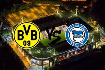 Ponturi pariuri Borussia Dortmund vs Hertha Berlin Bundesliga Germania 27 octombrie 2018