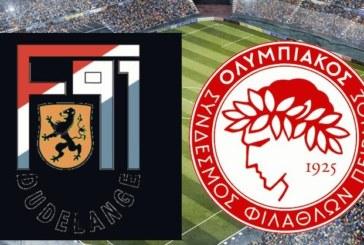 Ponturi pariuri Dudelange vs Olympiacos – Europa League 25 octombrie 2018