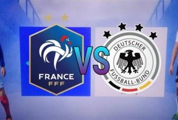 Ponturi pariuri Franta vs Germania – Liga Natiunilor 16 octombrie 2018