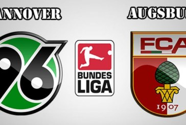 Ponturi pariuri Hannover vs Augsburg Bundesliga Germania 27 octombrie 2018