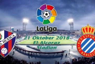 Ponturi pariuri Huesca vs Espanyol – Spania Primera Division 21 octombrie 2018