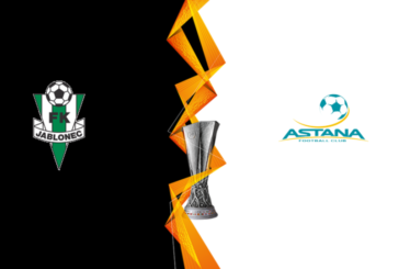 Ponturi pariuri Jablonec vs FC Astana – Europa League 25 octombrie 2018