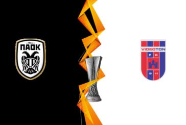 Ponturi pariuri PAOK vs MOL Vidi – Europa League 25 octombrie 2018