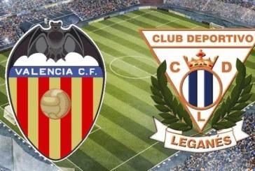 Ponturi pariuri Valencia vs Leganes – Spania Primera Division 20 octombrie 2018