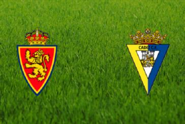 Ponturi pariuri Zaragoza vs Cadiz – Cupa Spaniei 17 octombrie 2018