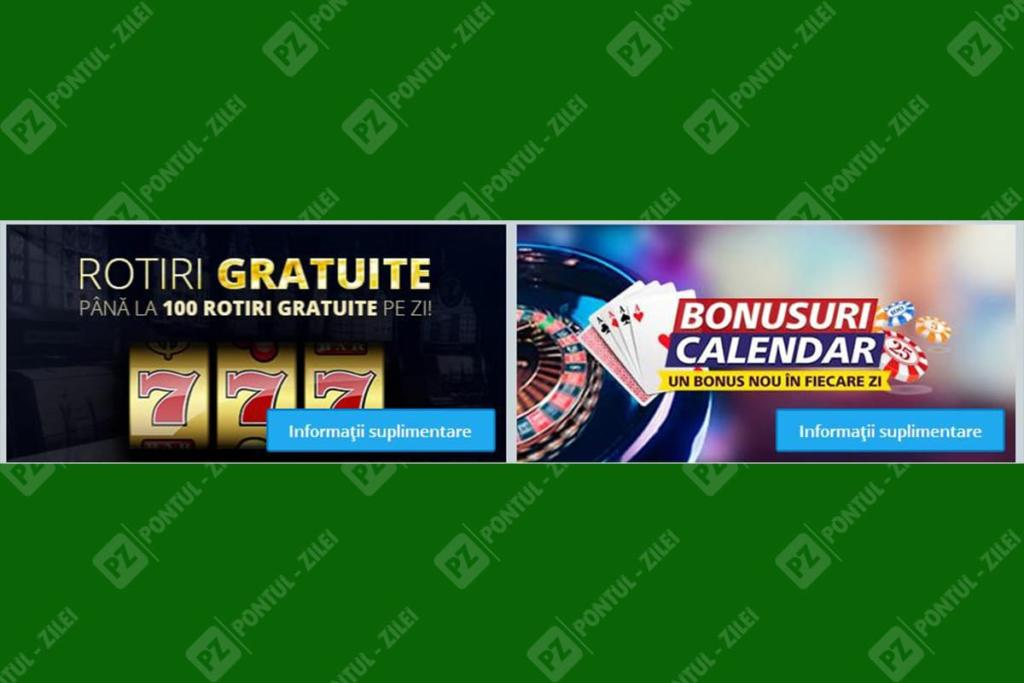 Promotii cazino Sportingbet