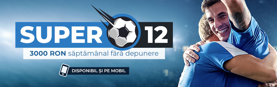 Predictorul fotbalului, SUPER 12 la Sportingbet