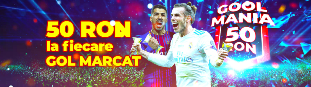 Pariaza pe Barcelona vs Real Madrid si castiga 50 RON pentru fiecare gol marcat