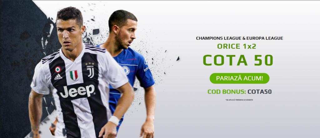 Biletul Zilei fotbal – Joi 08 Noiembrie – Cota 2.65 – Castig potential 265 RON