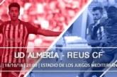 Ponturi pariuri Almeria vs Reus Deportiu – 18 octombrie 2018 Cupa Spaniei
