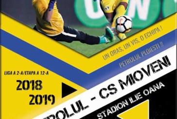 Ponturi pariuri Petrolul Ploiești vs CS Mioveni – 17 octombrie 2018 Liga 2