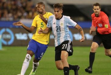 Ponturi pariuri Brazilia vs Argentina – Meci amical 16 octombrie 2018