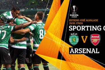 Ponturi pariuri Sporting Lisabona vs Arsenal – 25 octombrie 2018 Europa League