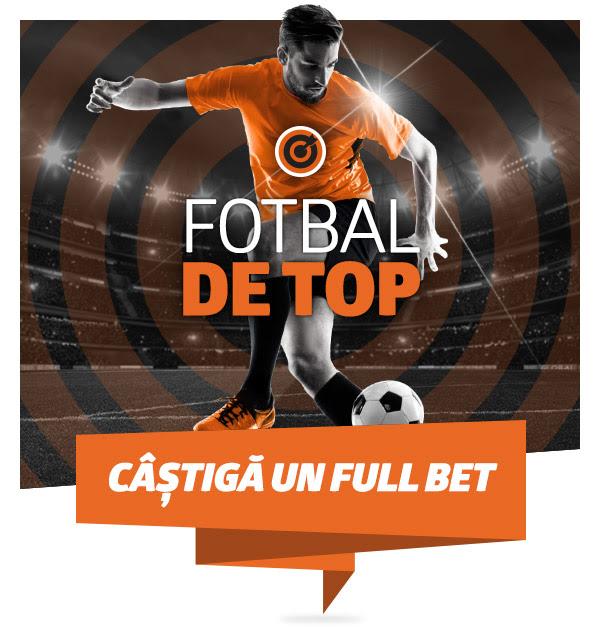 Misiune Betano: Full Bet de 100 RONpentruLiga 1 Betano, Serie A, Premier League și La Liga