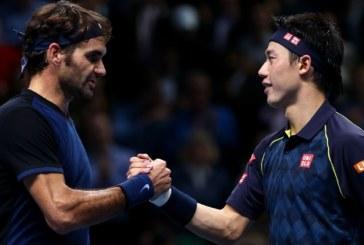 Ponturi Roger Federer vs Kei Nishikori – Turneul Campionilor 11 noiembrie 2018