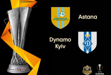 Ponturi pariuri Astana vs Dinamo Kiev – Europa League 29 noiembrie 2018