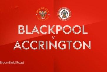 Ponturi pariuri Blackpool vs Accrington – Anglia EFL Trophy – 13 noiembrie 2018