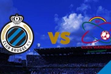 Ponturi pariuri Brugge vs Waregem – Belgia Pro League 23 noiembrie 2018