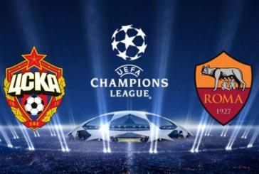 Ponturi pariuri CSKA Moscova vs Roma – Liga Campionilor 7 noiembrie 2018