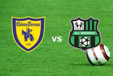 Ponturi pariuri Chievo vs Sassuolo Serie A Italia 4 noiembrie 2018