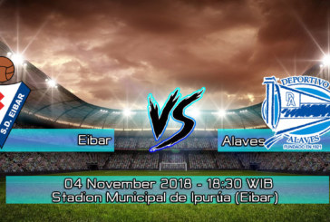 Ponturi pariuri Eibar vs Alaves – Spania La Liga 4 noiembrie 2018