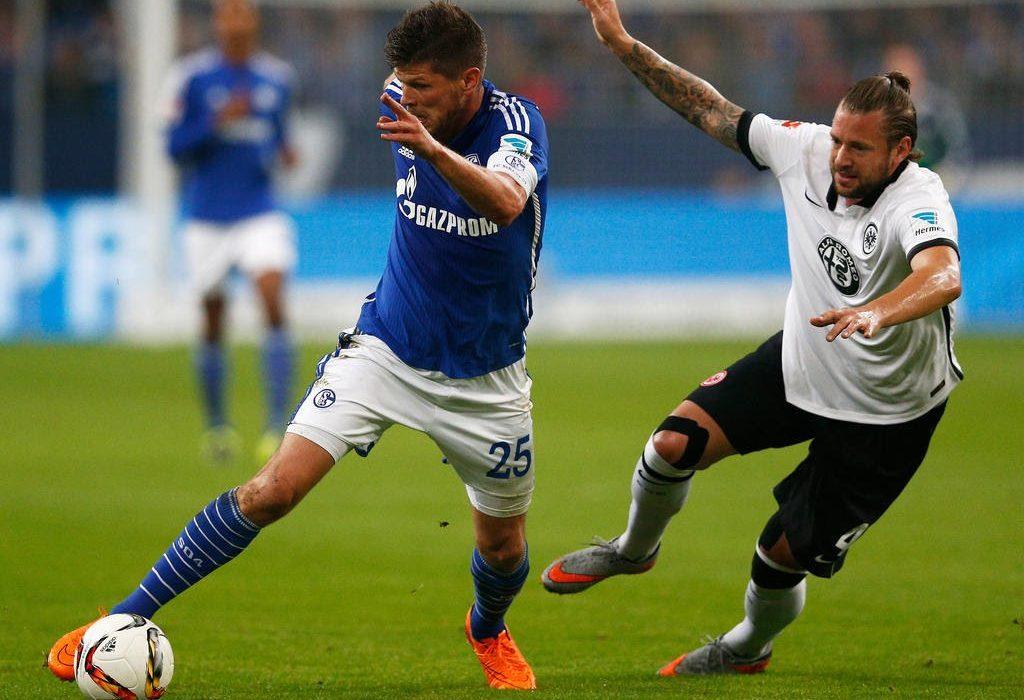 Frankfurt Vs Schalke