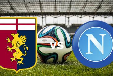 Ponturi pariuri Genoa vs Napoli – Italia Serie A 10 noiembrie 2018