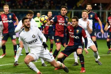 Ponturi pariuri Inter vs Genoa – Italia Serie A 03 noiembrie 2018