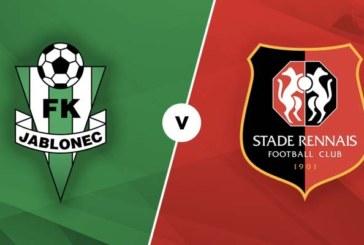 Ponturi pariuri Jablonec vs Rennes – UEFA Europa League – 29 noiembrie 2018