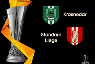 Ponturi pariuri Krasnodar vs Standard Liege Europa League 8 noiembrie 2018