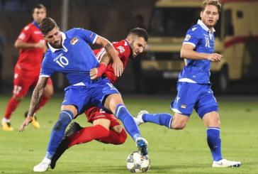 Ponturi pariuri Liechtenstein vs Armenia – Liga Natiunilor 19 noiembrie 2018