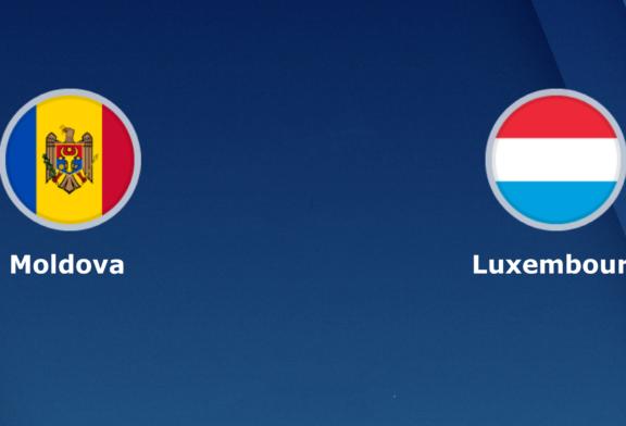 Ponturi pariuri Moldova vs Luxemburg – Liga Natiunilor – 18 noiembrie 2018