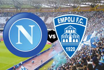 Ponturi pariuri Napoli vs Empoli – Italia Serie A 02 noiembrie 2018