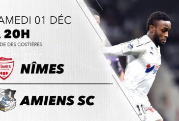 Ponturi pariuri Nimes vs Amiens – Franta Ligue 1 1 decembrie 2018