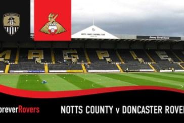 Ponturi pariuri Notts Co vs Doncaster – Anglia EFL Trophy 14 noiembrie 2018