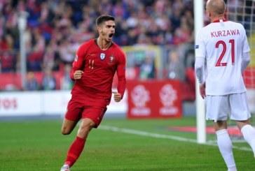 Ponturi pariuri Portugalia vs Polonia – Liga Natiunilor 20 noiembrie 2018